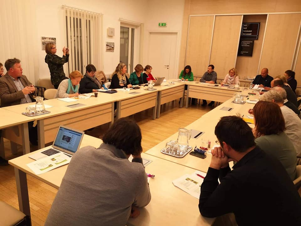 A Zöld Munkacsoport második ülése